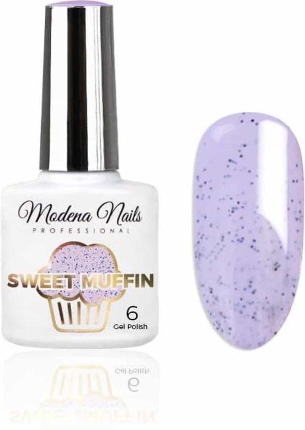 Modena Nails UV/LED Gellak - Sweet Muffin #06