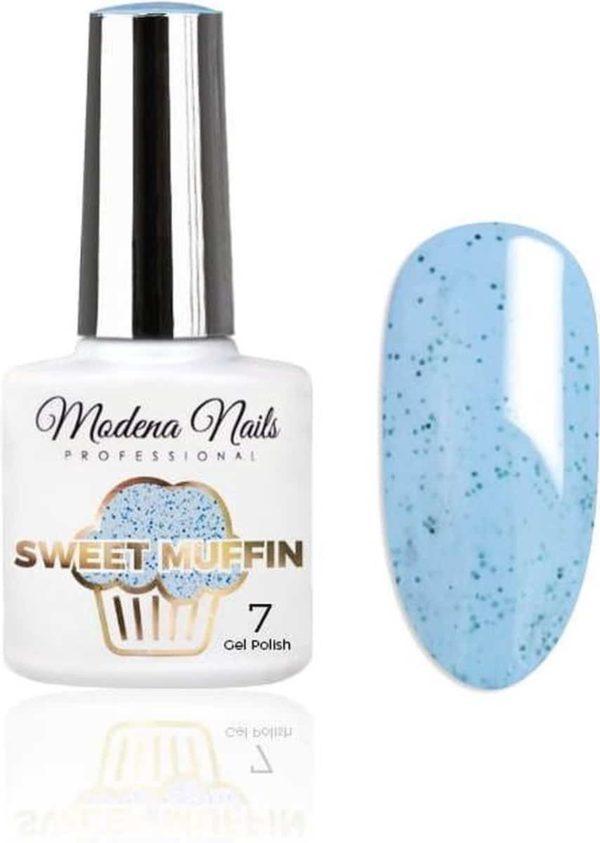 Modena Nails UV/LED Gellak - Sweet Muffin #07