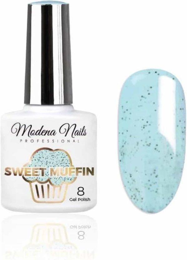 Modena Nails UV/LED Gellak - Sweet Muffin #08
