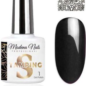 Modena Nails UV/LED Stempel Gellak - 01