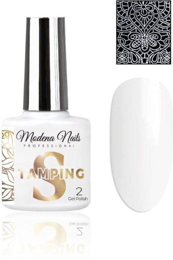 Modena Nails UV/LED Stempel Gellak - 02