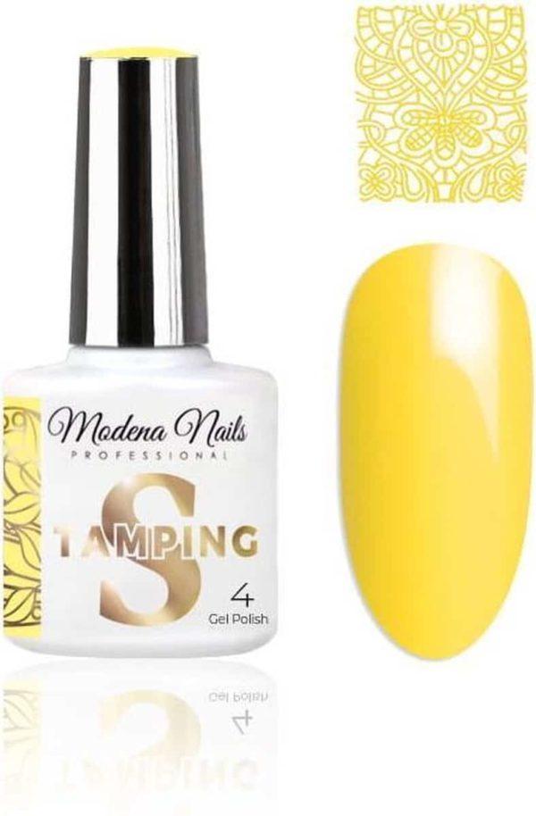 Modena Nails UV/LED Stempel Gellak - 04