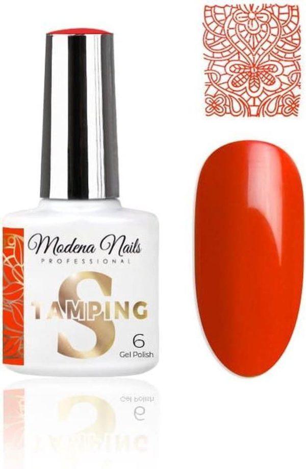 Modena Nails UV/LED Stempel Gellak - 06