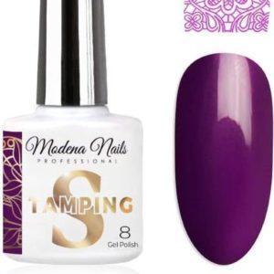 Modena Nails UV/LED Stempel Gellak - 08