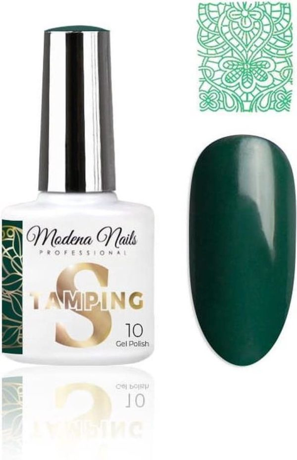 Modena Nails UV/LED Stempel Gellak - 10