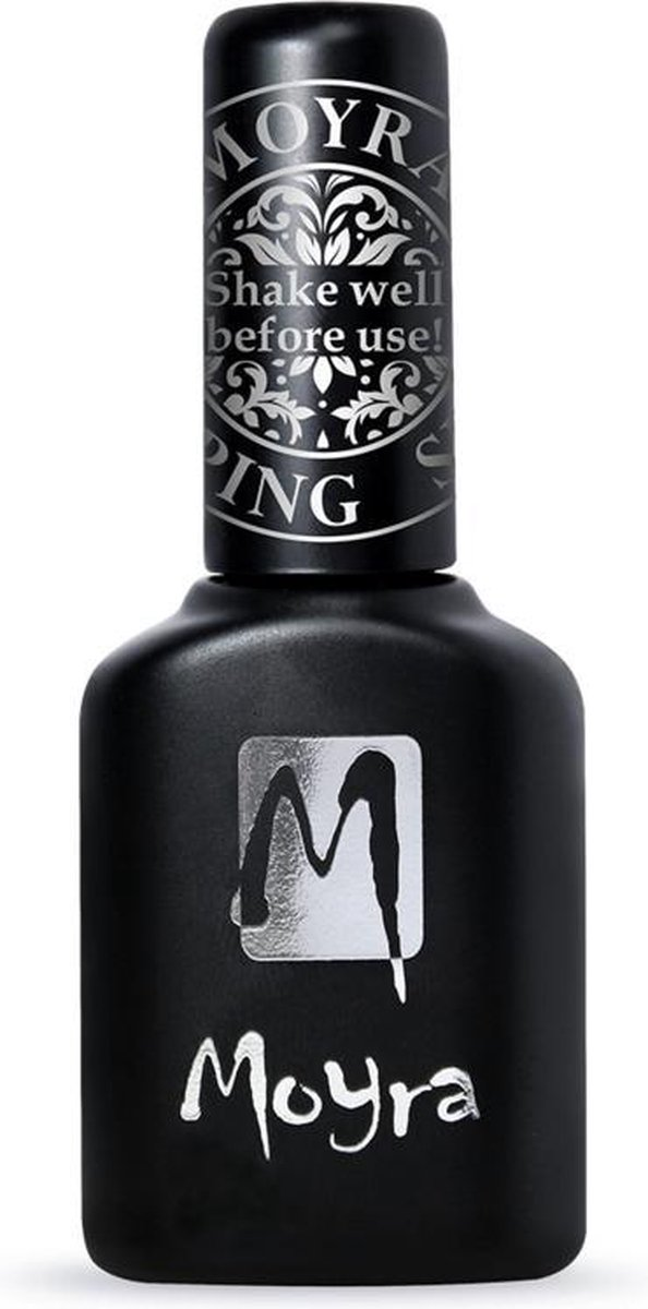Moyra Foil Polish For Stamping 10 ml FP08 CLEAR