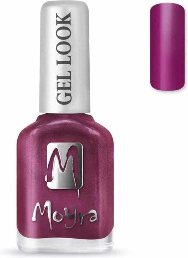 Moyra Gel Look nail polish 1004 Agathe