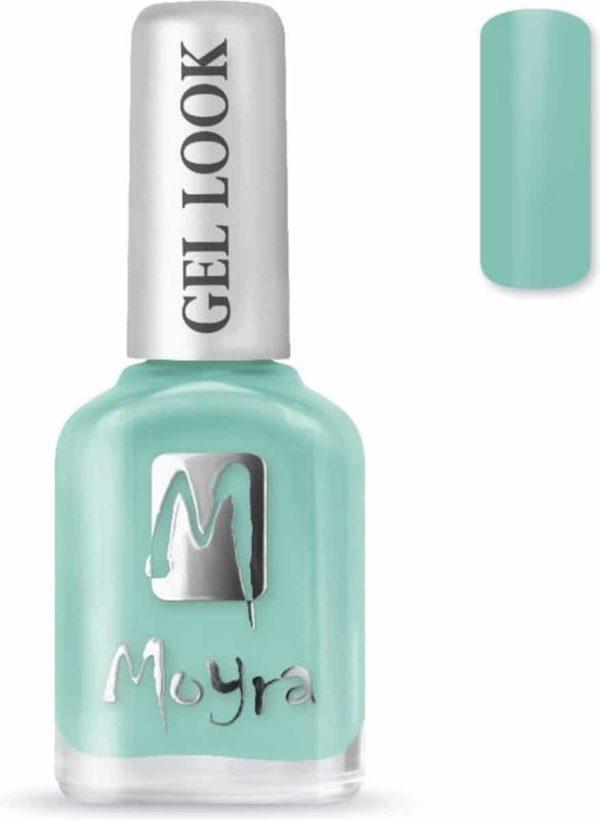 Moyra Gel Look nail polish 932 Justine