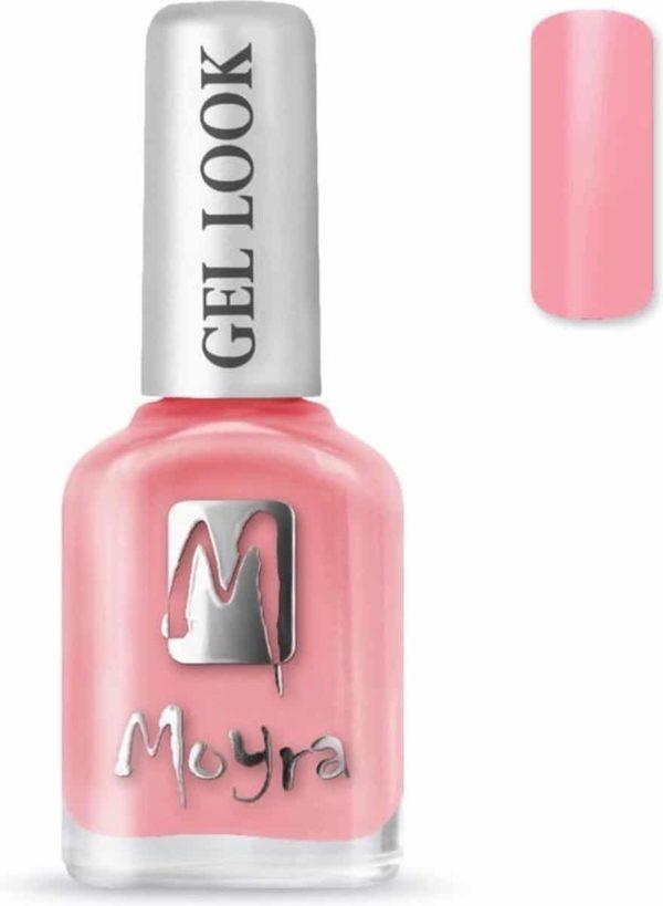 Moyra Gel Look nail polish 992 Lily-Rose