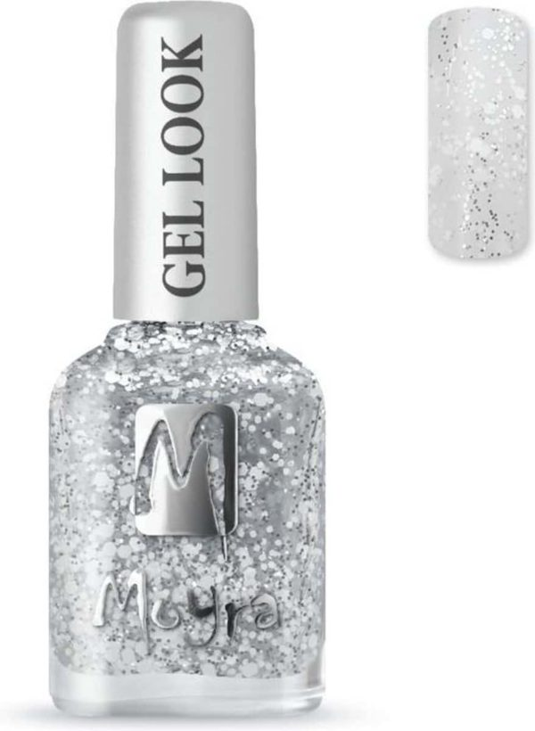 Moyra Gel Look nail polish 998 Élise