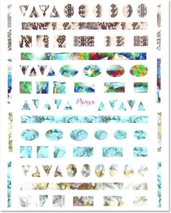 Moyra Matrica sticker No.05