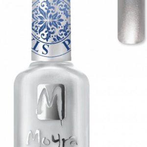 Moyra Stamping Nail Polish 12ml SP08 SILVER