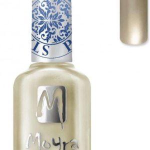 Moyra Stamping Nail Polish 12ml SP09 GOLD