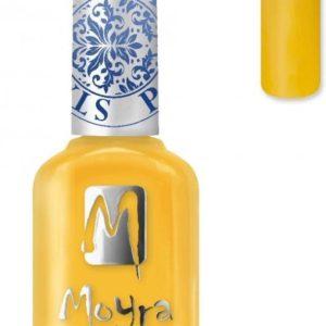 Moyra Stamping Nail Polish 12ml SP12 YELLOW