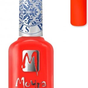 Moyra Stamping Nail Polish 12ml SP21 NEON RED