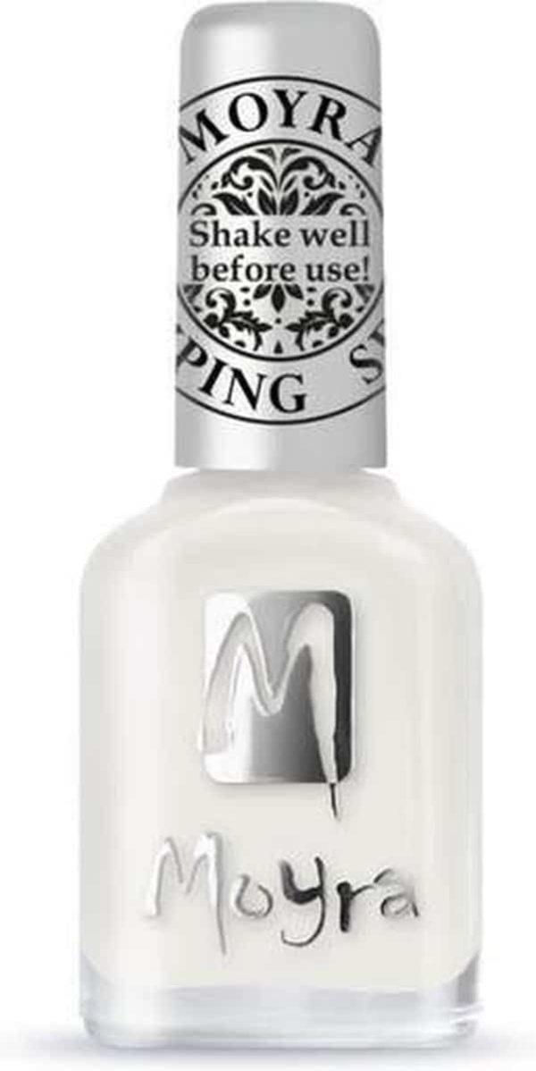 Moyra Stamping nail polish top coat SP Aqua Top Coat