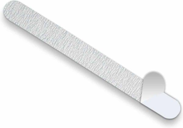 Nagel vijl zebra 150 gritt, opplakvijl strips voor kunstof opzet stuk Jana nails