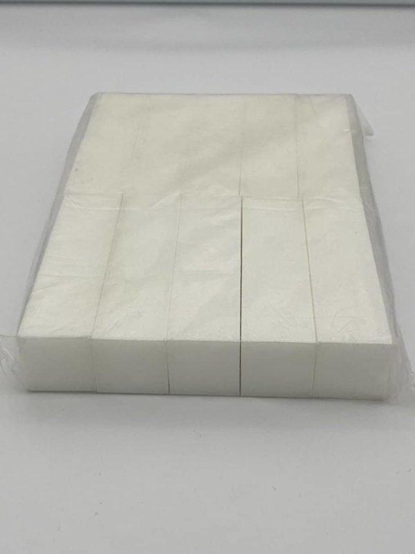 Nagelvijl - Polijst Blok - Voetvijl - Nagelverzorgingsproduct - Nagels - Polijsten En vijlen - Voor Verzorgde Nagels