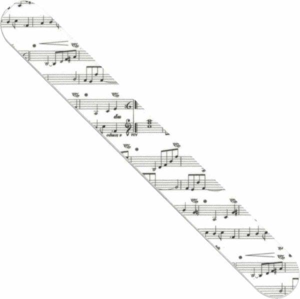Nagelvijl bladmuziek