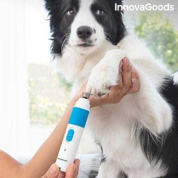 Oplaadbare Huisdieren Nagelvijl Pawy InnovaGoods