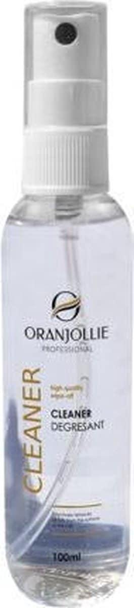 Oranjollie Nagelreiniger Kristalhelder - Nail Cleaner - Nails Removes - Nagel cleanser