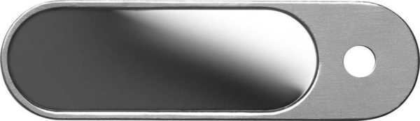 Orbitkey Sleutelhangers Nail File & Mirror - zilver