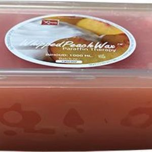 Paraffine Wax Whipped Peach - 1 Kg - voor paraffinebad