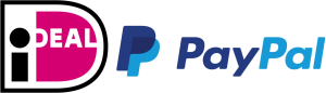 Paypal + Ideal betaalmethode