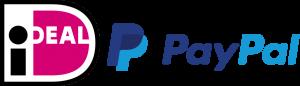Paypal + Ideal betaalmethode