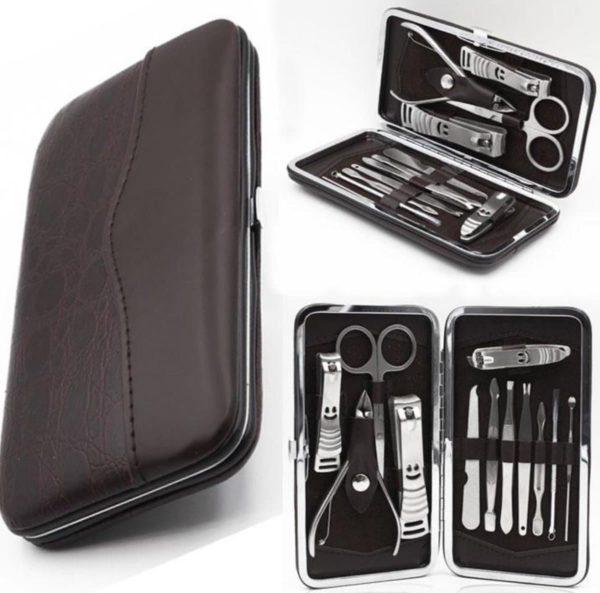Pedicure Manicure Luxe 12 delige set-nagelknipper