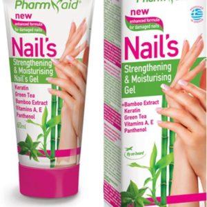 Pharmaid Wellness Natuurlijke Moisturizer Nagel Verharder Gel 60ml   Nagels   Nails