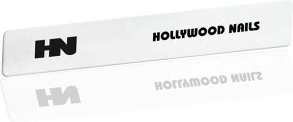 Polarfeile Profi Boomerang 100/180 Hollywood Nails / 10 Stuks / Nagelvijl - Grof / Zachte Vijl - Hoge kwaliteit - Professionele - Nagelvijlen - Maan - Gelnagels - Nagelverzorging - Acrylnagels - Moonvijl - High Quality - Kunstnagels - Manicure