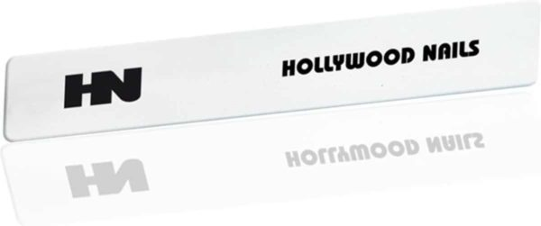 Polarfeile Profi Classic 100/180 Hollywood Nails / 10 Stuks / Nagelvijl - Grof / Zachte Vijl - Hoge kwaliteit - Professionele - Nagelvijlen - Maan - Gelnagels - Nagelverzorging - Acrylnagels - Moonvijl - High Quality - Kunstnagels - Manicure