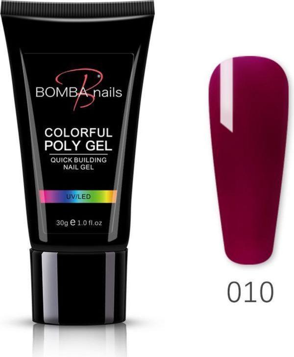 Polygel 30ml - Polygel nagels - Polygel kleuren - Bordeaux