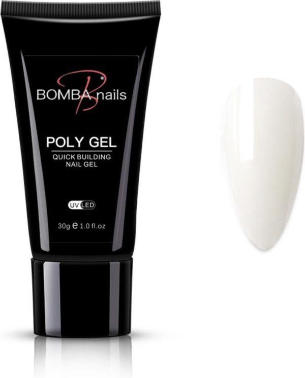 Polygel 30ml - Polygel nagels - Polygel kleuren - Créme wit