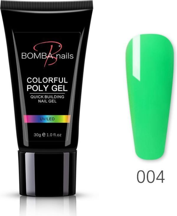Polygel 30ml - Polygel nagels - Polygel kleuren - Groen