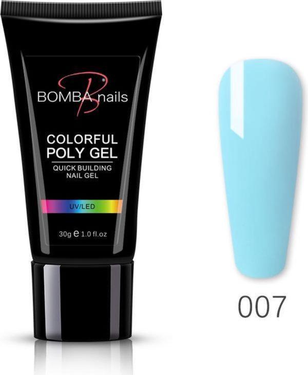 Polygel 30ml - Polygel nagels - Polygel kleuren - Lichtblauw