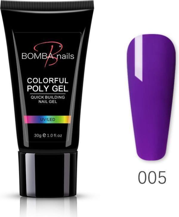 Polygel 30ml - Polygel nagels - Polygel kleuren - Paars