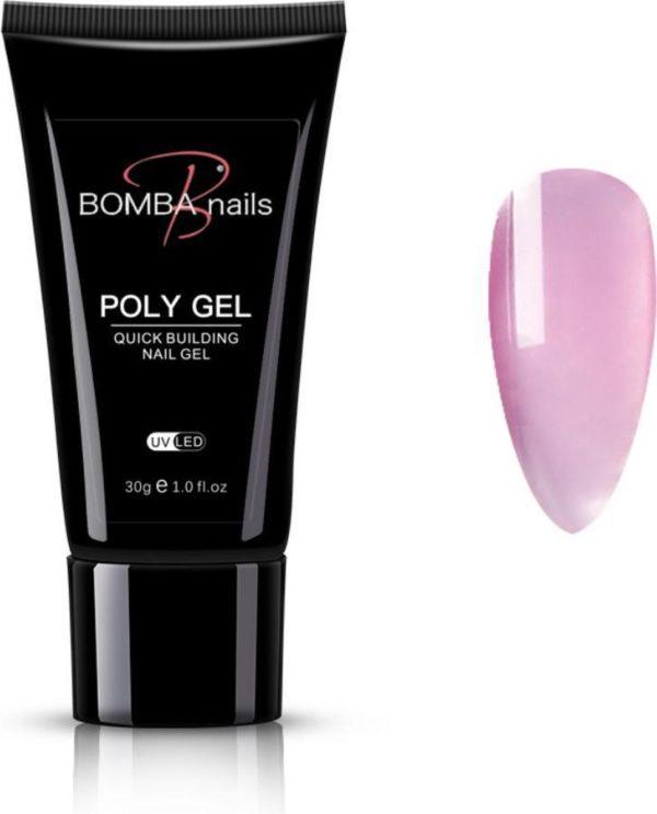 Polygel 30ml - Polygel nagels - Polygel kleuren - Rosé Roze