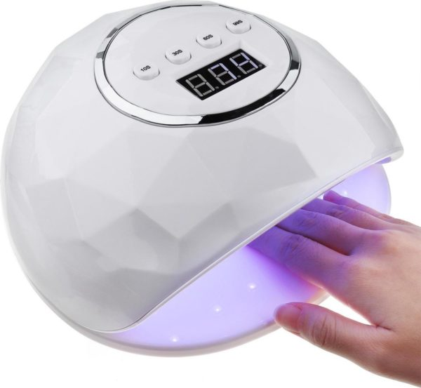 Professionele Nagellamp-86 watt -LED-UV -Ingebouwde timer-Gellak-Gelnagels-Salon-Nageldroger-Krachtig-Manicure