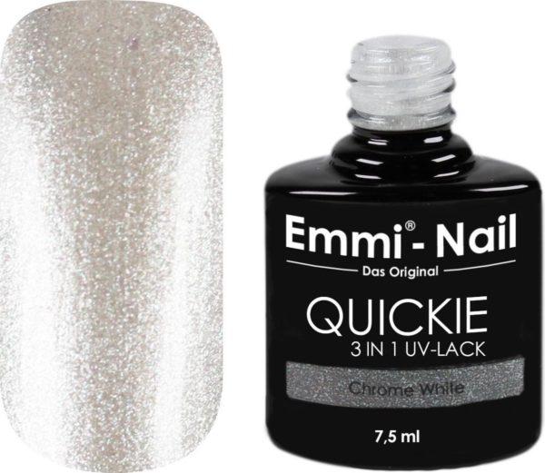 Quickie Gellak Chrome White