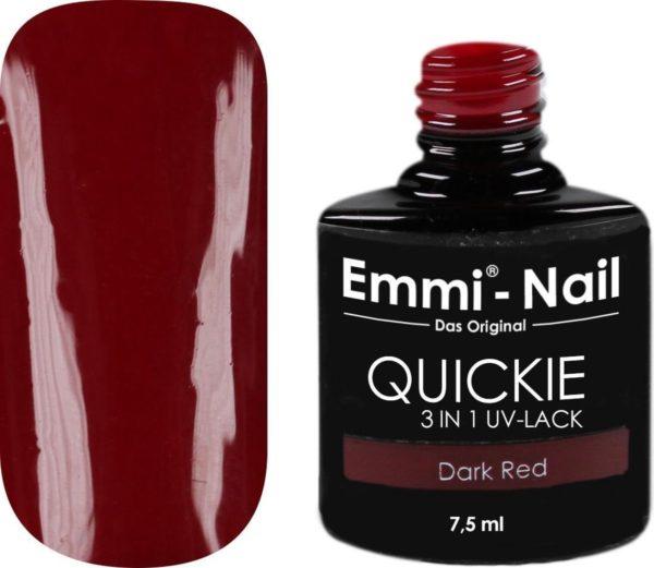 Quickie Uv Gellak Dark red