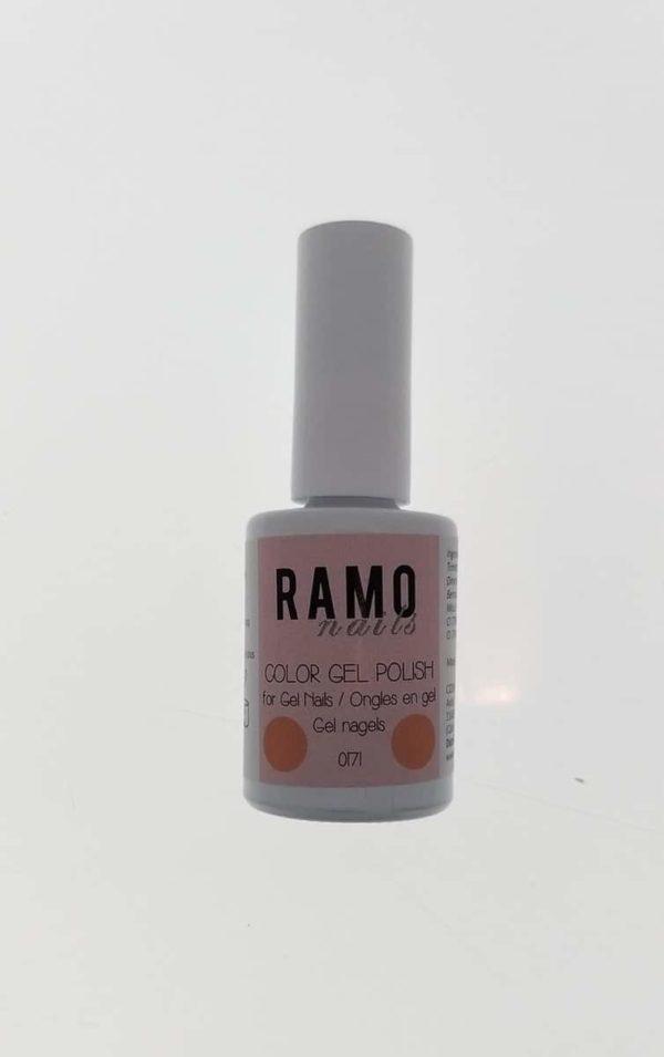 Ramo gelpolish 0171-gel nagellak-gelpolish-gellak-uv≤d-15ml-soak off- nude-beige