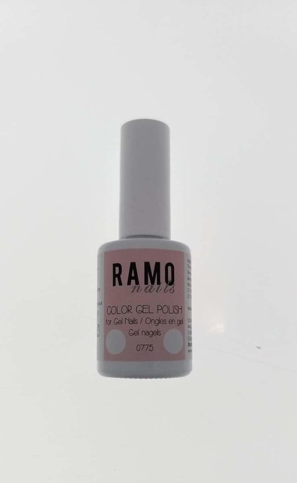 Ramo gelpolish 0775-gel nagellak-gelpolish-gellak-uv≤d-15ml-soak off- wit