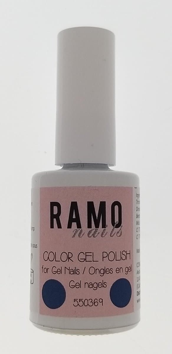 Ramo gelpolish 550369-gel nagellak-gelpolish-gellak-uv≤d-15ml-soak off-blauw
