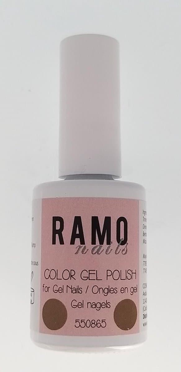 Ramo gelpolish 550865-gel nagellak-gelpolish-gellak-15ml-uv≤d-soak off-nude