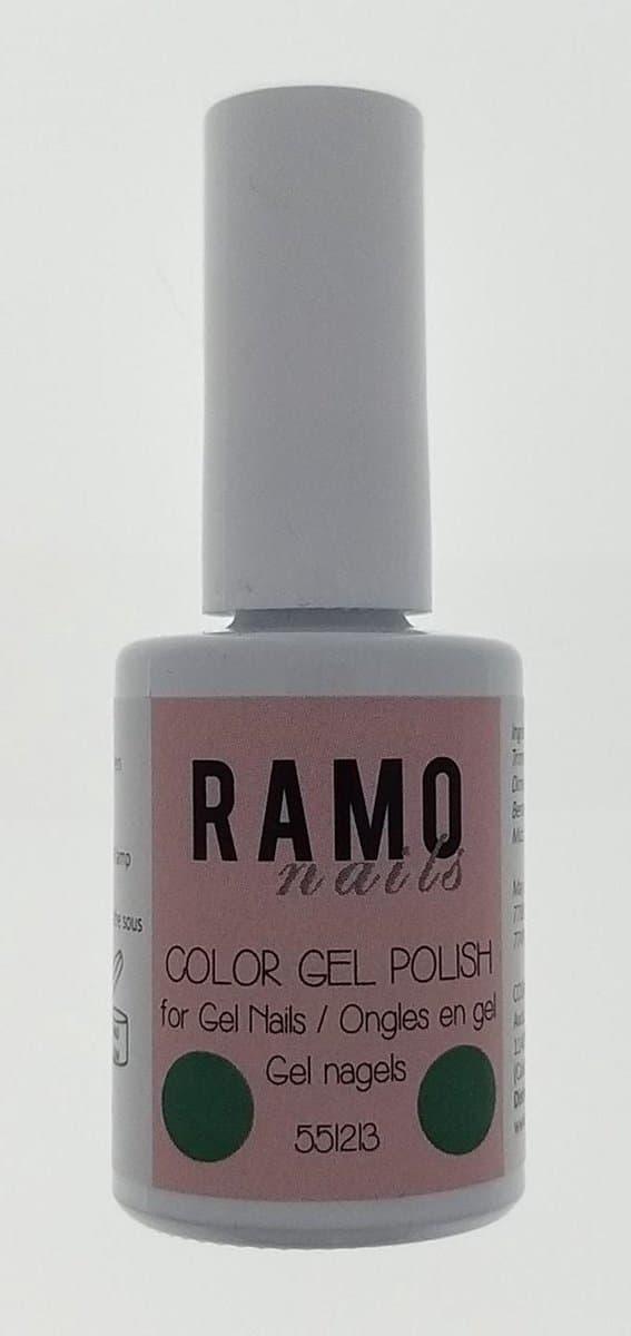 Ramo gelpolish 551213-gel nagellak-gelpolish-gellak-uv≤d-15ml-soak off-mintgroen