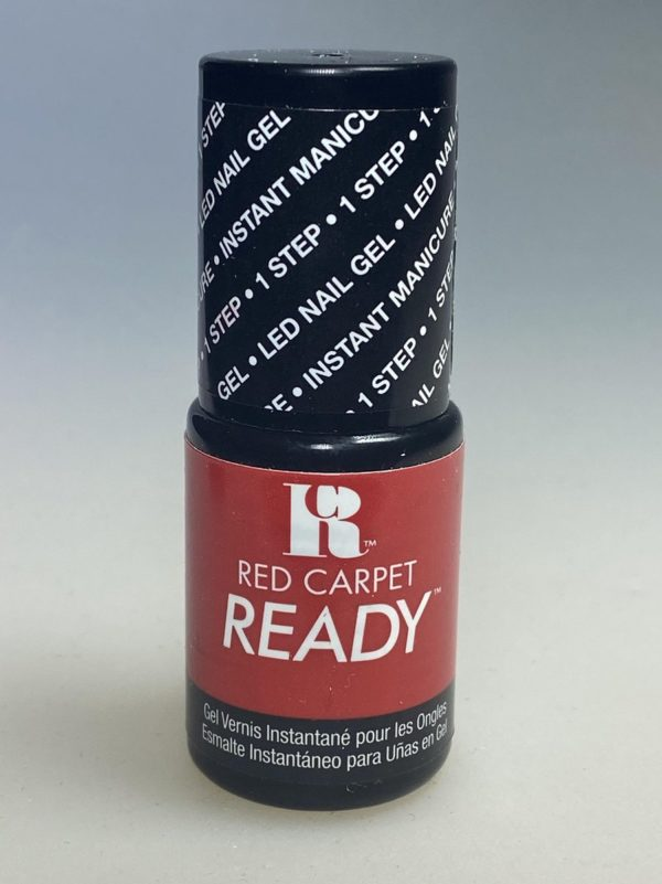 Red Carpet - 1 Step Soak Off Gellak Gel Nagellak Gel Polish 5ml - 20665