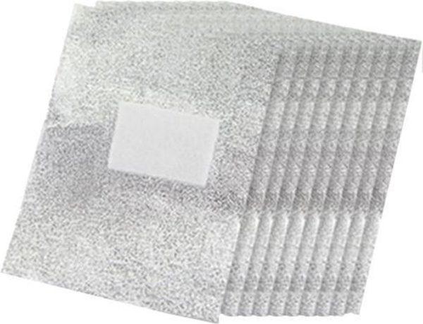 Remover nagel folie - aluminium - verwijderen Gel polish / gel nagels / acryl nagels - 20 stuks