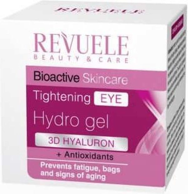 Revuele Bioactive Skin Care 3D Hyaluron Tightening Eye Hydro Gel 25ml.